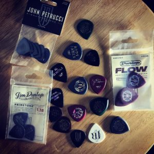 Jazz iii Picks