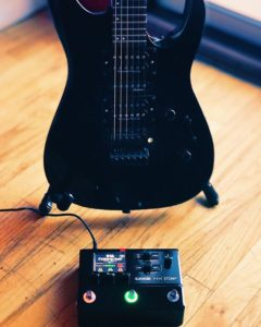 Line6 Helix Stomp & Jackson PS4